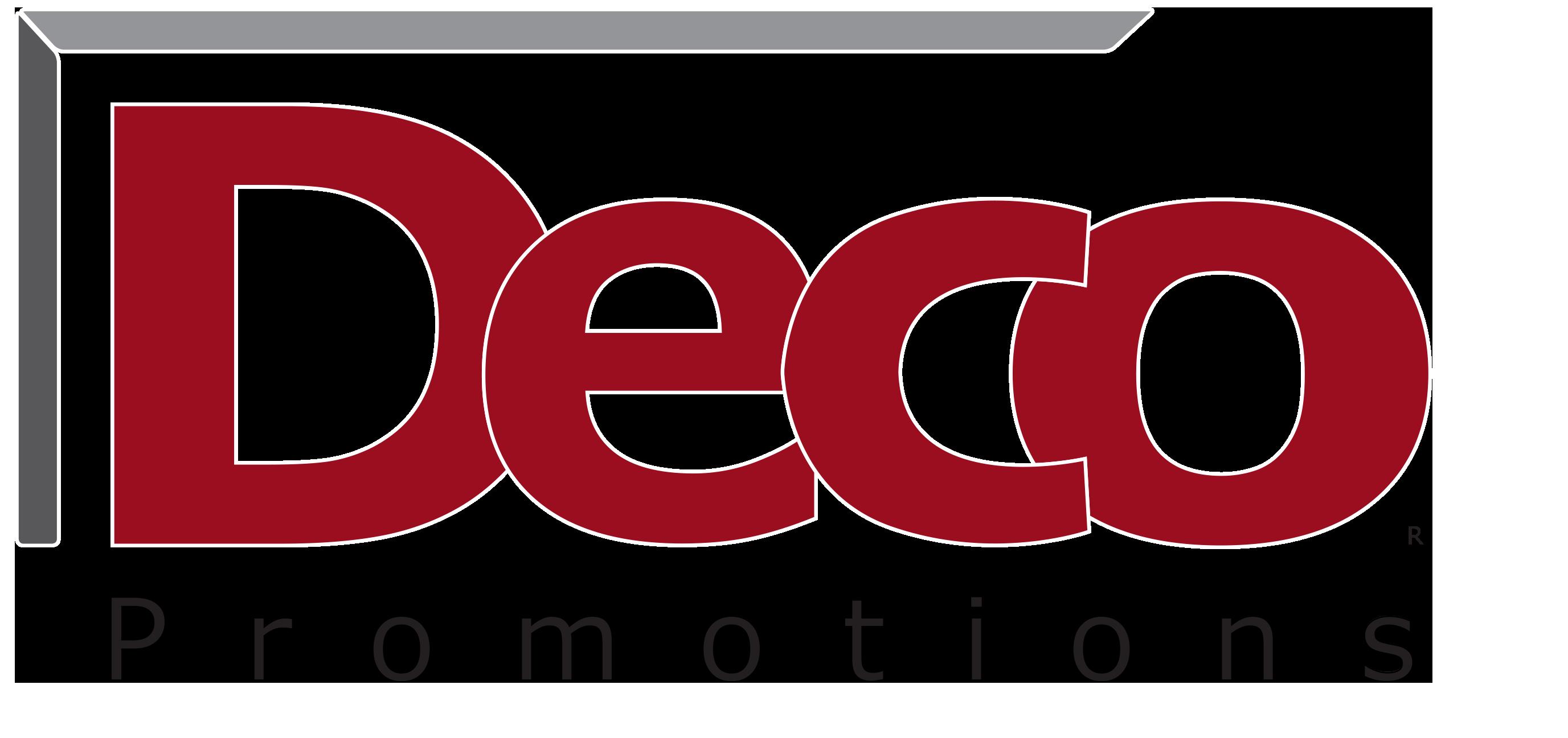 Deco Promotional Materials Logo